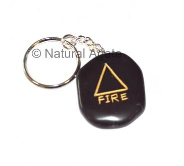 Fire Element reiki Keychain
