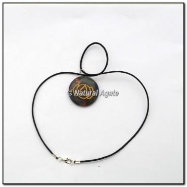 Sodalite Third Eye Symbol Pendnats