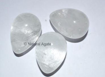 Crystal Quartz Eggs