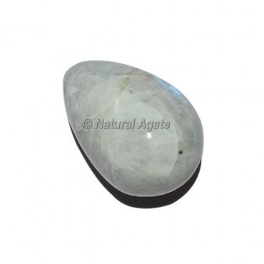 Rainbow Moonstone Eggs Small