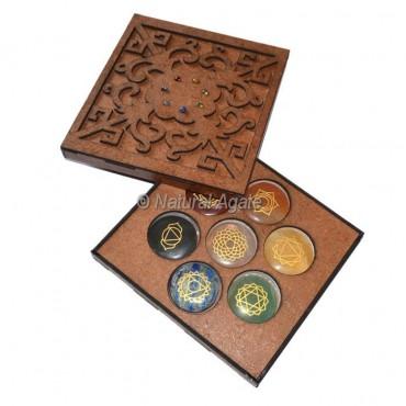 Seven Chakra Design Gift Box
