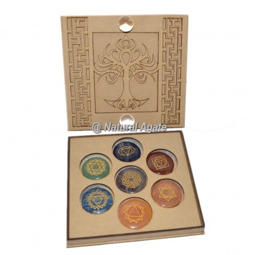Tree Of Life Chakra Gift Box