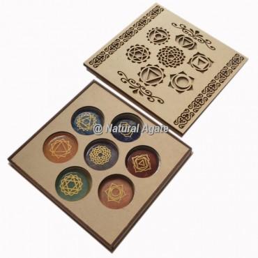 7 Chakra Design Gift Box