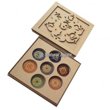 Reiki Symbol Chakra Gift Box