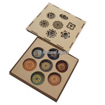7 Chakra Symbol Gift Box