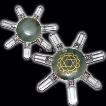 Heart Chakra Symbol Generator