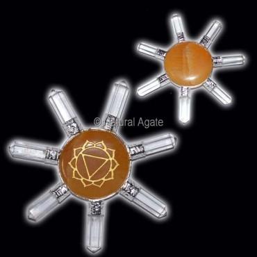 Solar Chakra Symbol Generator