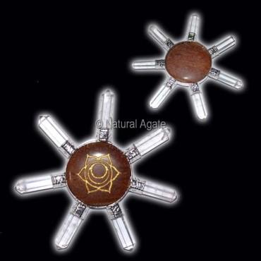 Spleen Chakra Symbol Generator