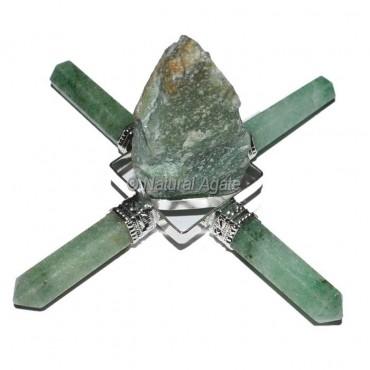 Green Aventurine Raw Healing Generator