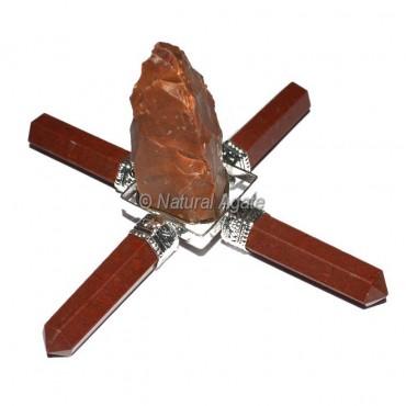 Red Jasper Raw Healing generator