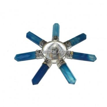 Blue Onyx Healing Energy Generator