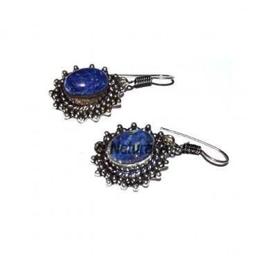 Lapis Lazuli Fashion Earrings