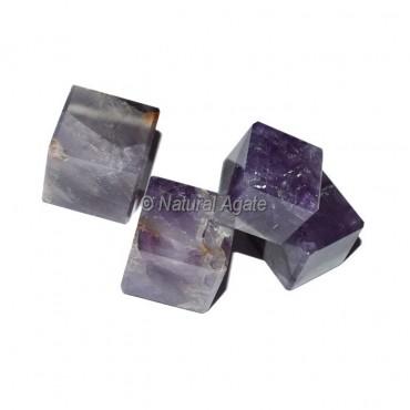Amethyst Cubes