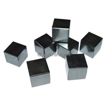 Black Tourmaline Cubes