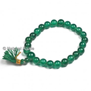 Green Jade Healing Yoga Bracelet
