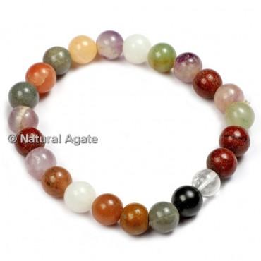 Mix Stones Healing Yoga Bracelet