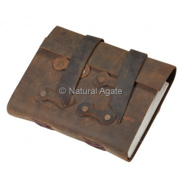 Brown Colour Leather Journals