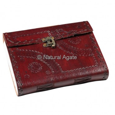 Custom Designs Leather Journals B