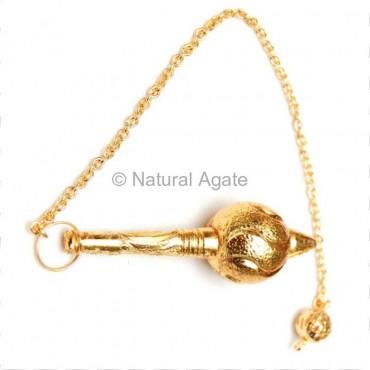 Golden Gada Metal Pendulums