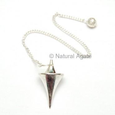 Silver Metal Pendulums