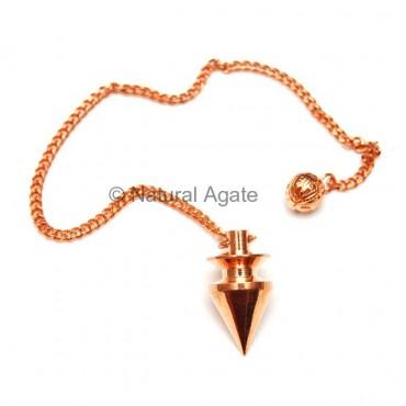 Copper Metal Pendulums