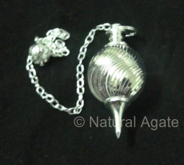 Brass Ball Silver Metal Pendulums