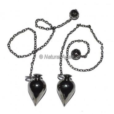 Black Drop Copper Pendulums