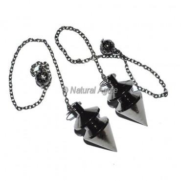 Black Copper Metal Pendulums