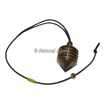 Nova Brass Metal Pendulums