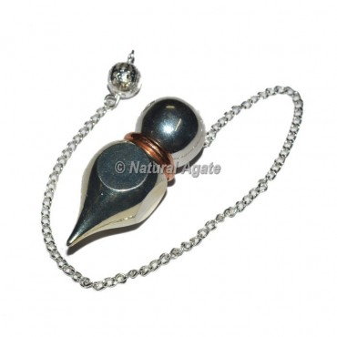 Silver Metal Pendulum