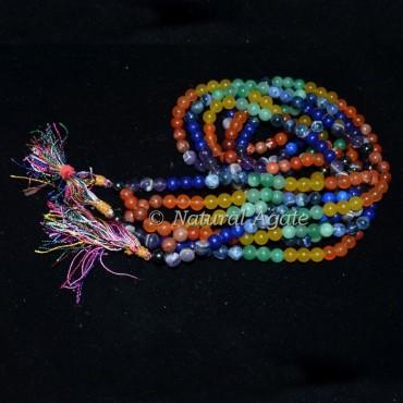 Seven Chakra Jap Mala For Sale