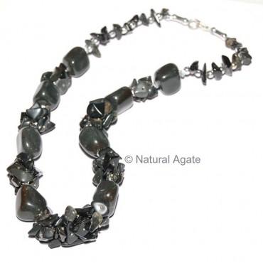 Black Agate Necklace