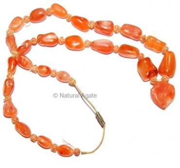 Carnellian Necklace