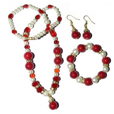 Agate Imitation Fashion Necklace