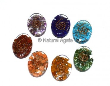 Mix Orgone Oval