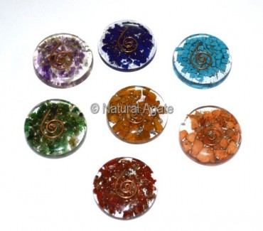Mix Orgone Disc