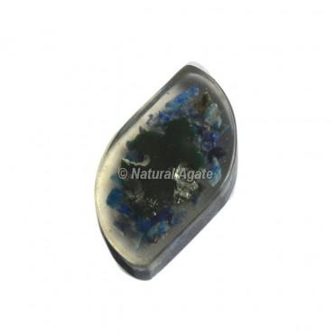 Lapis Lazuli Orgone Eye
