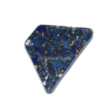 Lapis Lazuli Orgone Trapezoid Cab