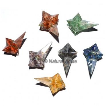 Orgone Mix Magic Stick Merkaba Stars