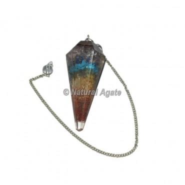 Orgone Chakra Pendulum