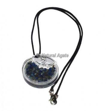Lapis Lazuli Orgone Pendants