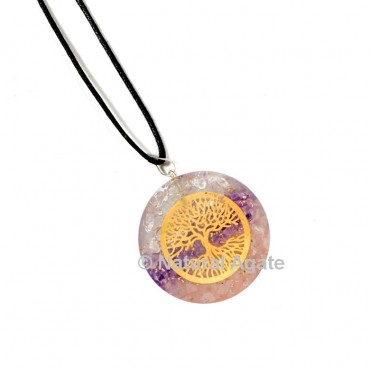 RAC Tree Of Life Orgone Pendant