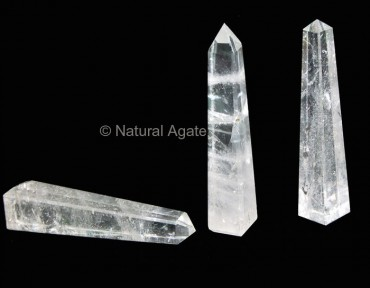 Crystal Quartz Tower