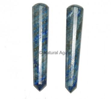 Lapis Lazuli Massage wands