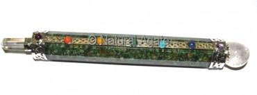 Green Aventurine Orgone Healing Wands