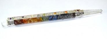 Chakra Large Orgone Healing Wands