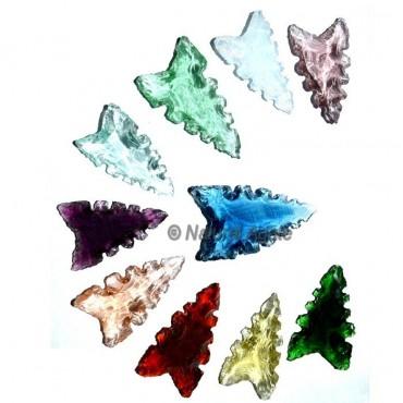 Lulti Colors Glasss Native Arrowheads