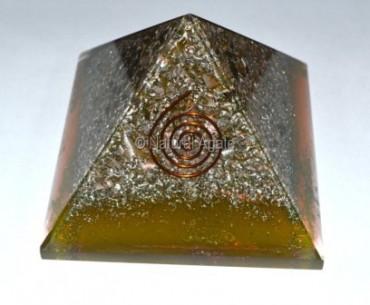 Orgone Orgonite Pyramids
