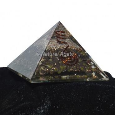 Laborite Orgonite Pyramid