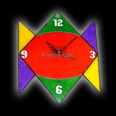 Orgone ouble Pyramid Clock